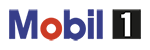 mobil1 logo oleju